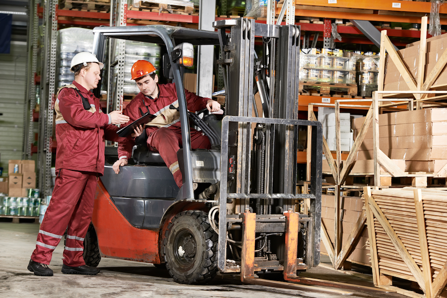 What To Look For When Buying A Second Hand Forklift
