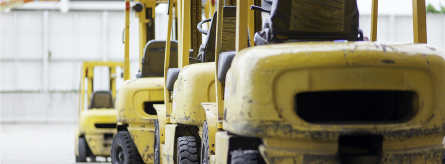 The Importance of Forklift Trucks in Supply Chain