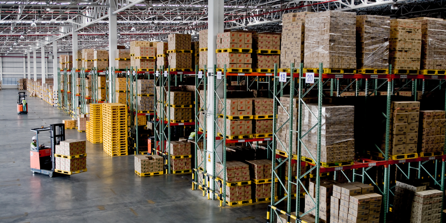 Improve the Layout of Your Warehouse
