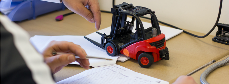 Forklift Truck Training Test