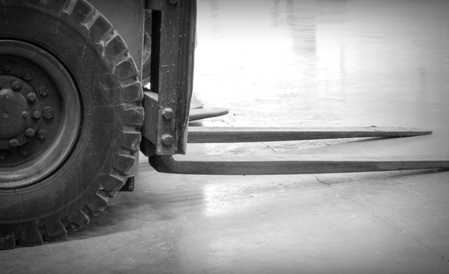 A Guide To Forklift Tyres And Maintenance