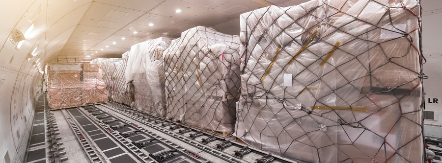 How to Load Cargo onto an Aircraft