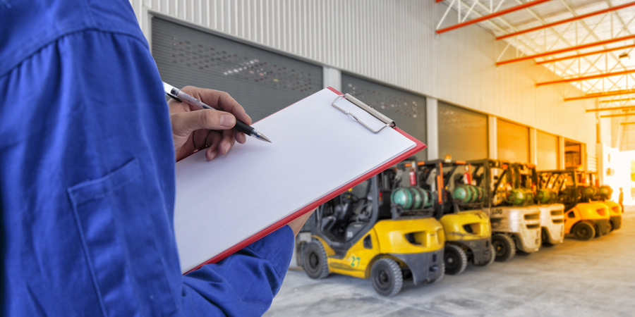 Daily and Weekly Checks To Keep Your Forklift Running Smoothly