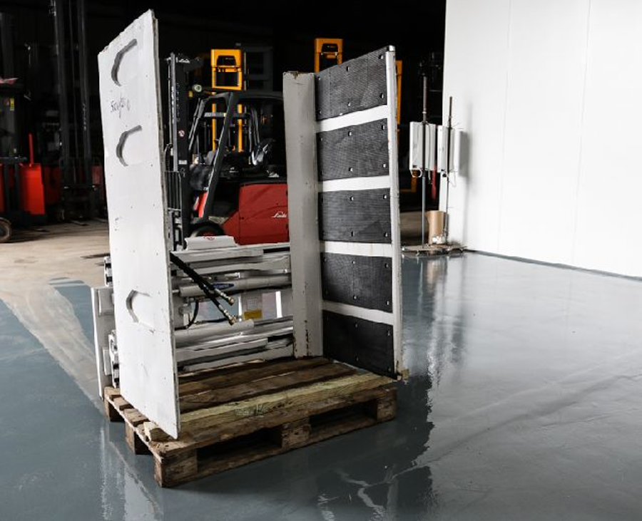 Using Forklift Truck Attachments to Increase Warehouse Productivity & Safety