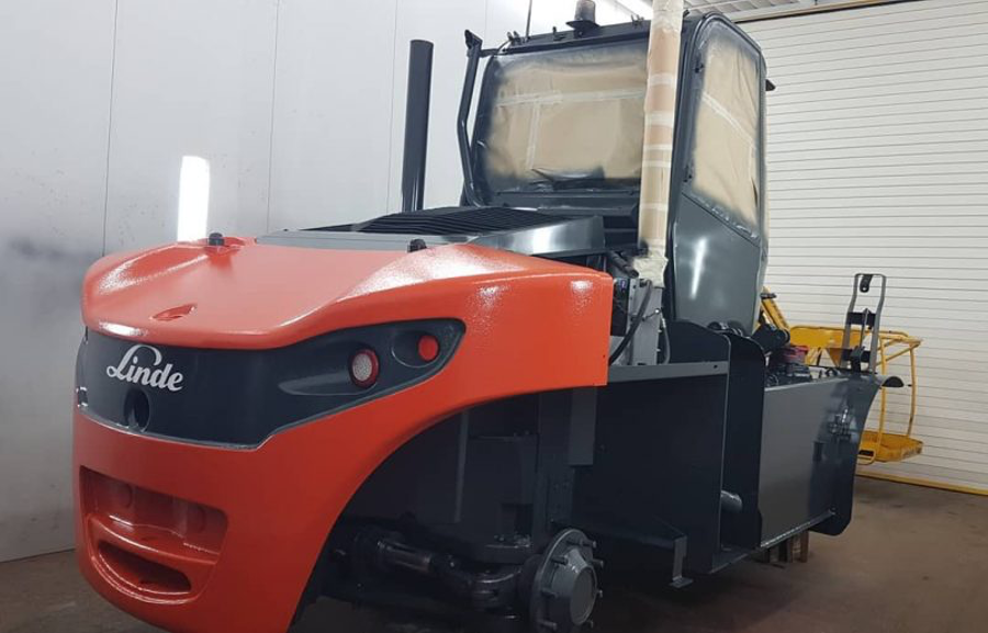 Refurbished Used Forklifts: Time, Skill and Precision