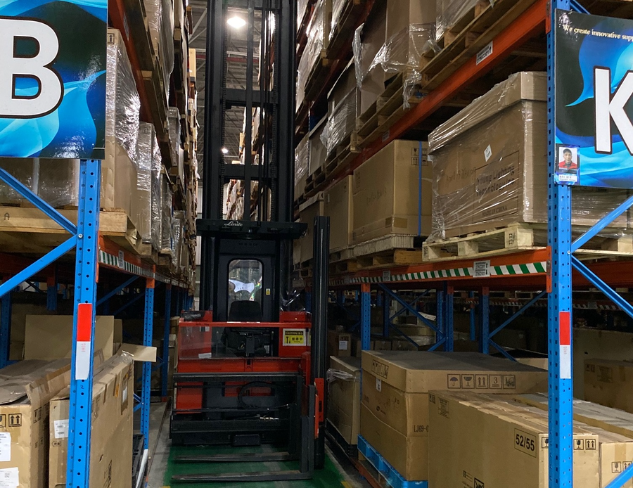 Exporting Forklift Trucks Worldwide: a Chinese Case Study