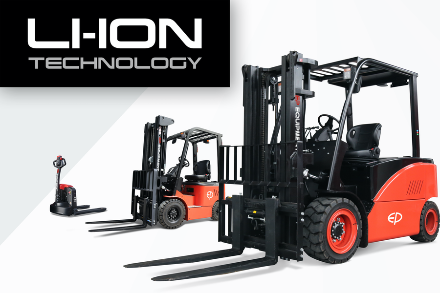 PHL Forklifts Invests in Lithium-ion Technology